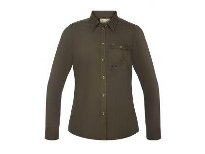 Lovecká košile dámská 836-KO-D (Velikost 2XL)