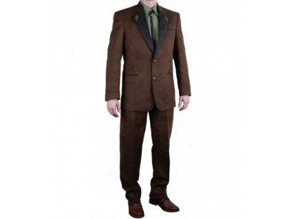 Myslivecký oblek BARON FOX (Velikost 46/3)