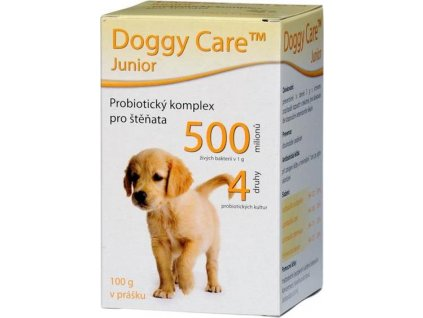 217963 doggy care junior probiotika plv 100g