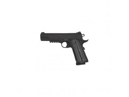 222565 1 pistole sam colt model 1911 ccu rail gun raze 45 acp hl 5 diamond like coat