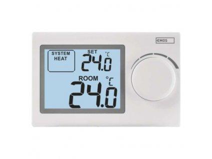 46017 pokojovy termostat emos p5604