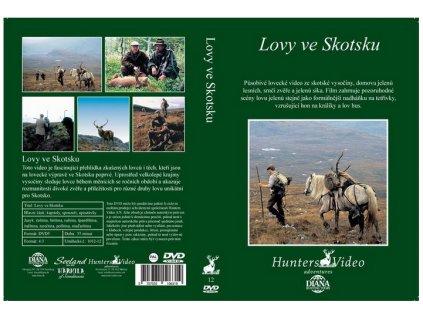 DVD lovy ve skotsku