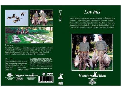 DVD Lov hus