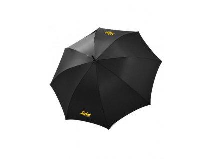 Deštník SNICKERS WORKWEAR černý malý Snickers Workwear (Barva černá, Velikost UNI)