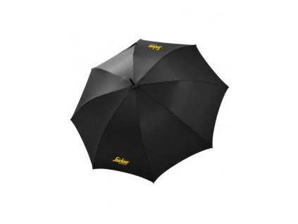 Deštník SNICKERS WORKWEAR černý malý Snickers Workwear