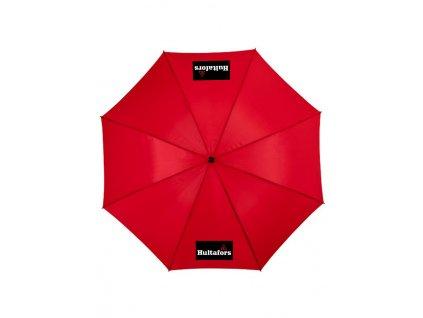 Deštník HULTAFORS červený malý Hultafors (Barva černá, Velikost UNI)