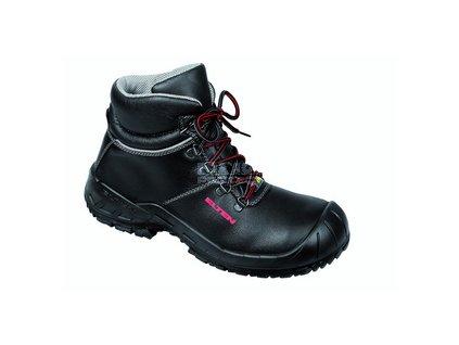 Bezpečnostní obuv S3 ELTEN RENZO, s PU ochranou špice proti okopu 48