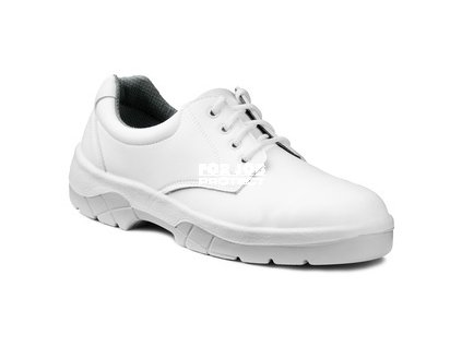 Bílá pracovní obuv WINTOPERK ALFA