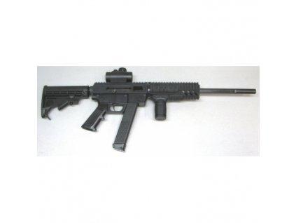 59625 puska samonab just right carbine model jrc9 raze 9mm luger hl 16 zavit cerna
