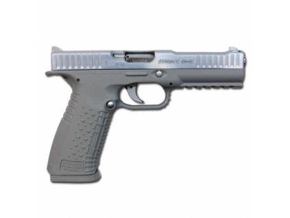 60993 pistole samonab arsenal firearms mod strike one raze 9mm luger 17 1 sedy silver