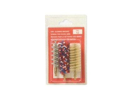 sada pro brokové zbraně - štětinka, šroubovice, lacetka (Varianta 12)