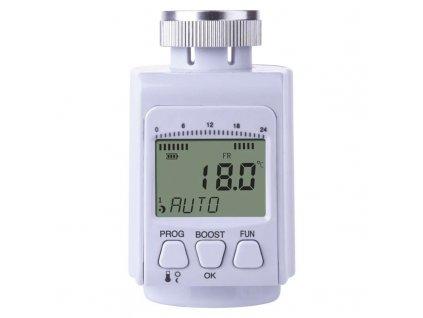 Termostatická digitální hlavice EMOS T30