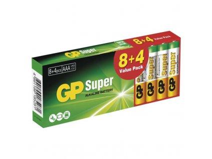 92657 alkalicka baterie gp super lr03 aaa