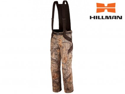 Hillman XPR Pants zimní kalhoty b. Kamufláž (Velikost 2XL)