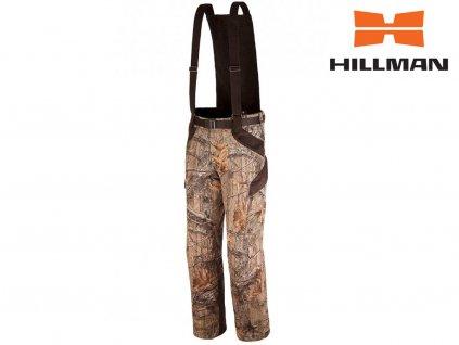 Hillman XPR Pants zimní kalhoty b. Kamufláž (velikosti 2XL)