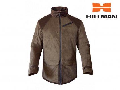 Hillman Fusion jacket zimní bunda b. dub (velikosti 2XL)