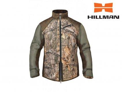 Hillman Fusion jacket zimní bunda b. 3DX Kamufláž (Velikost 2XL)