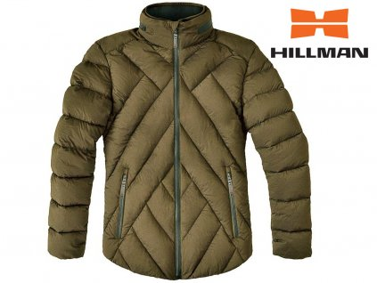 Down Jacket zimní bunda b. Dub (velikosti 2XL)