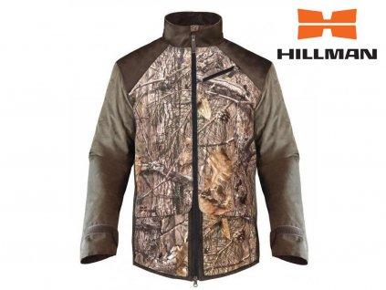 Fusion Junior Jacket zimní bunda b. Kamufláž (Dětská velikost 2XL - 12y)
