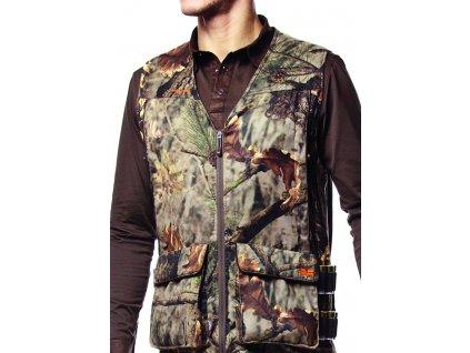 Hillman Hunter Vest vesta b. Kamufláž (velikosti 4XL)