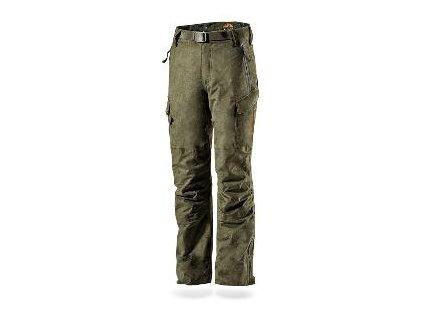 Kalhoty Hillman Tech Pants Lesní Zeleň - VÝPRODEJ (Velikost kalhot 62)
