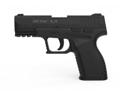 Plynová pistole Retay XR 9 mm P.A.K. - černá