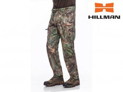 Birder pants kalhoty letní b. Kamufláž 3DXG (Velikost 2XL)