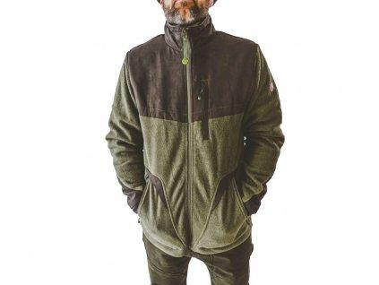 Lovecká mikina Hugin (Velikost 2XL)