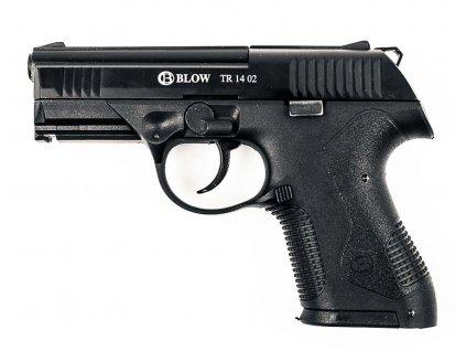 Plynová pistole Blow TR14 02 - černá