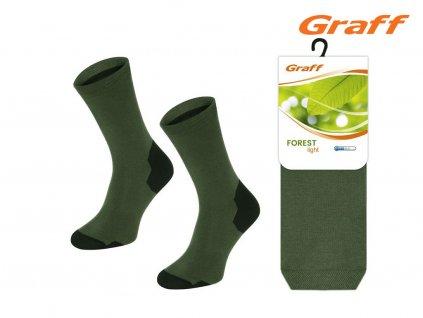 Ponožky myslivecké letní Forest Light 055