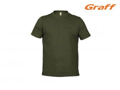 Lovecké tričko 2ks 959-OL (Velikost 2XL)