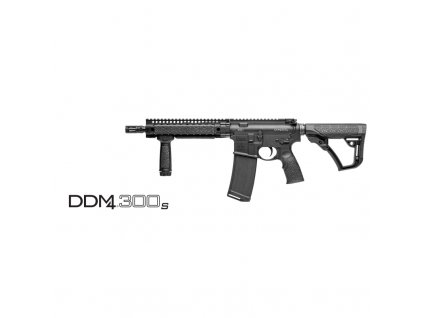 96374 puska samonab daniel defense mod ddm4 300s raze 300 aac blackout hl 10 3 26cm