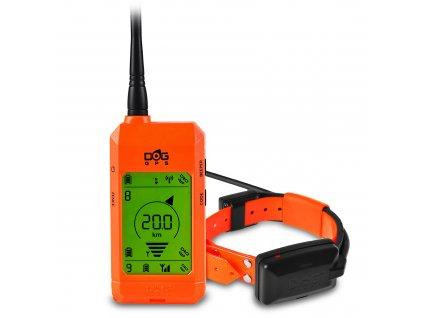 Vyhledávací zařízení DOG GPS X20 orange - X22 - pro dva psy