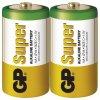 Alkalická baterie GP Super LR14 (C) fólie