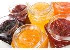 Ovocné gely a džemy