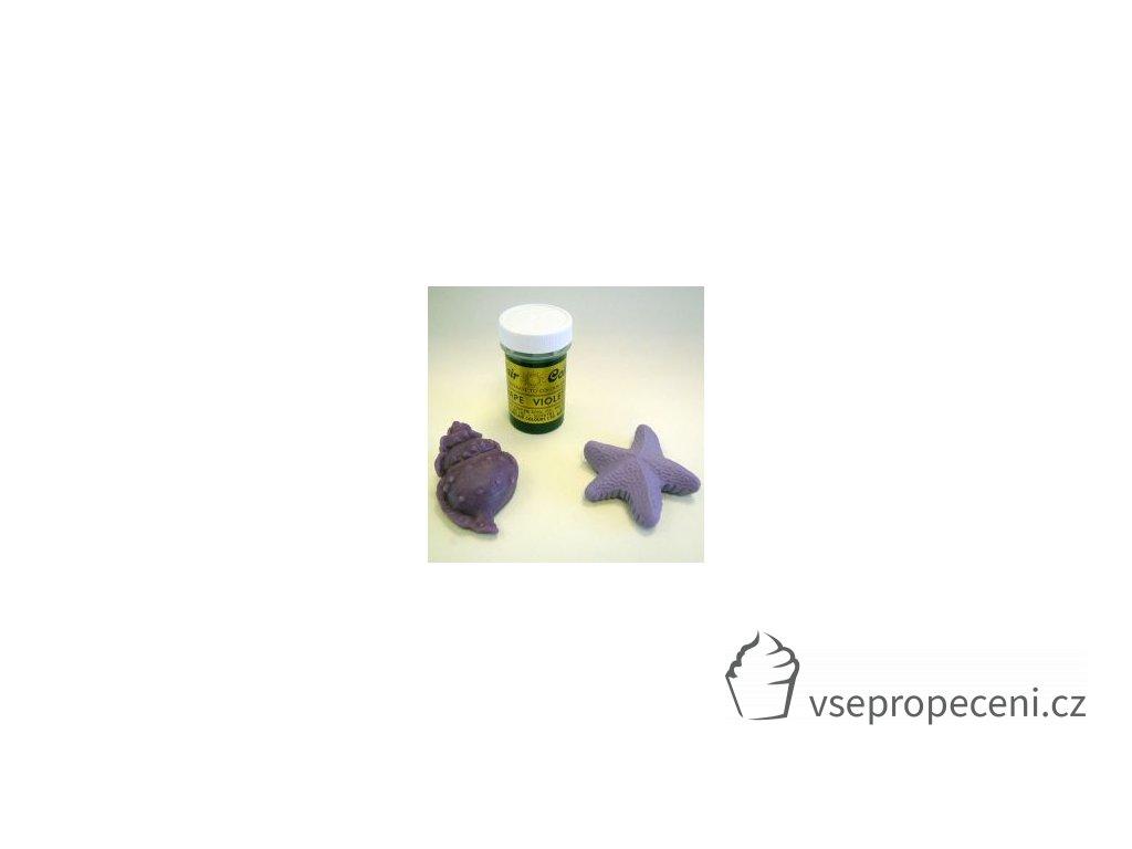 sugarflair grapeviolet