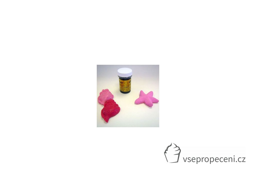 sugarflair claret 1