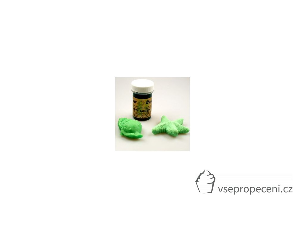 sugarflair partygreen