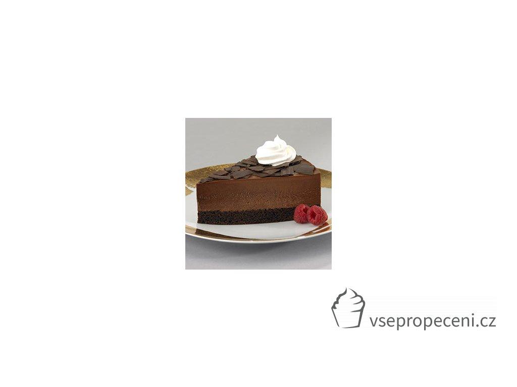 belgian choc mousse cake