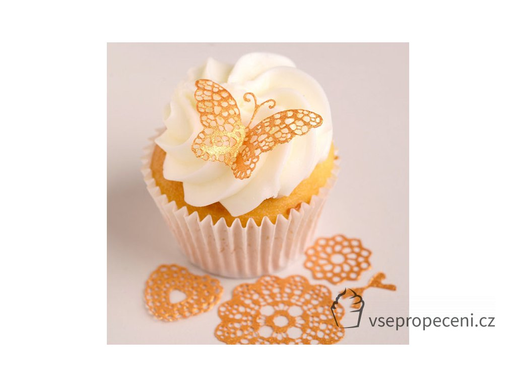 Gold Cake Lace Kit 3