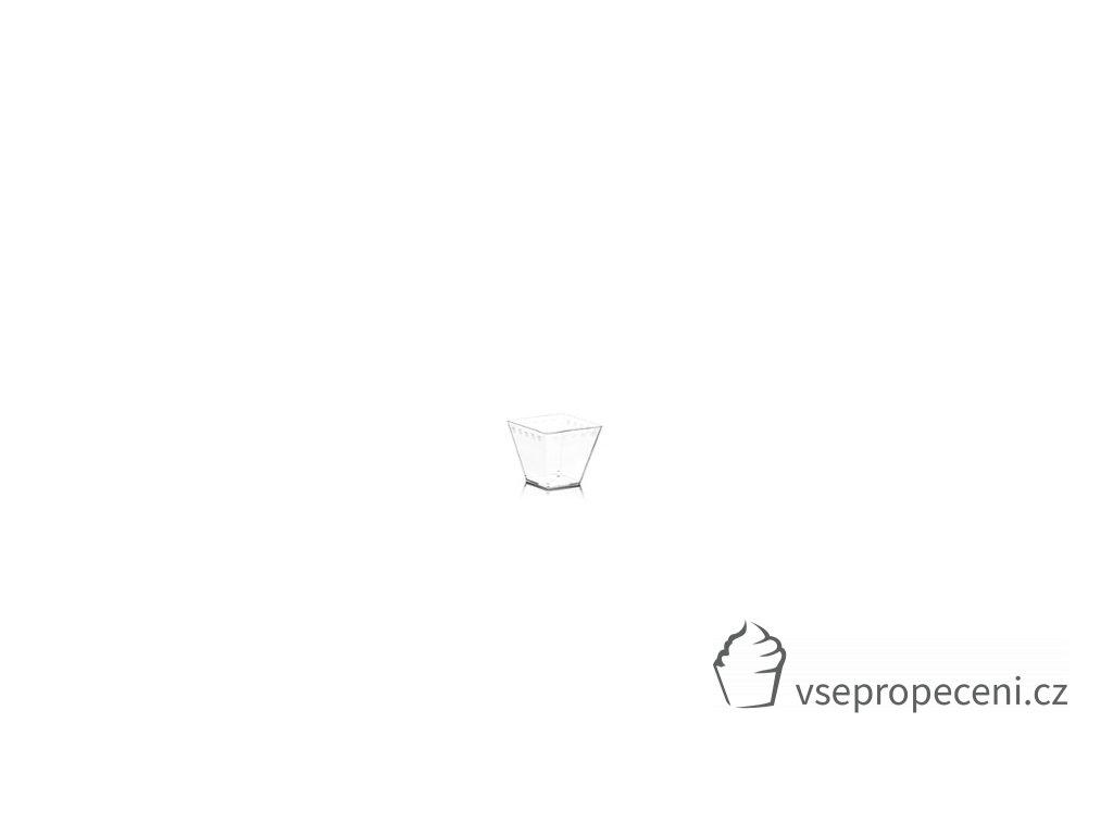 fingerfood kubek cupido 58ml transparent