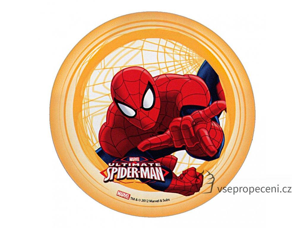 JEDLÝ PAPÍR SPIDERMAN 4
