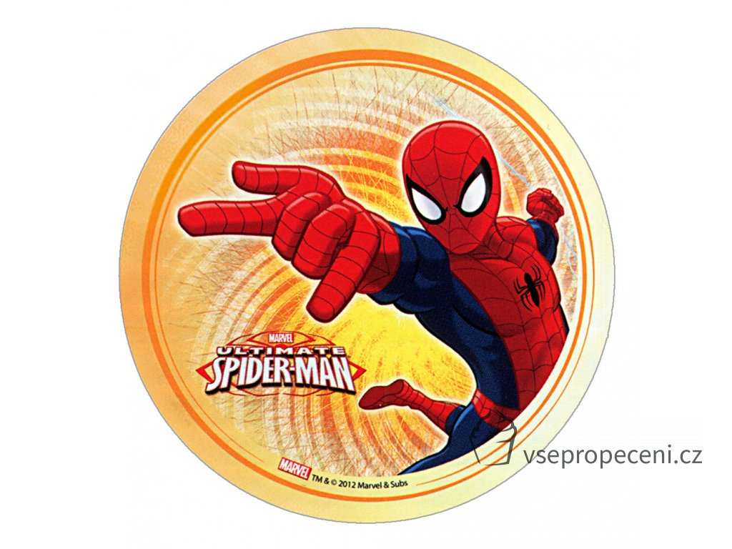 JEDLÝ PAPÍR SPIDERMAN 2