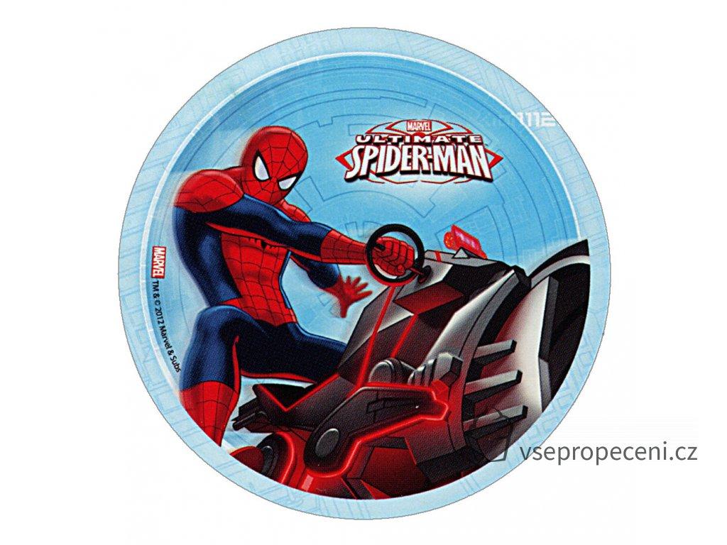 JEDLÝ PAPÍR SPIDERMAN 1