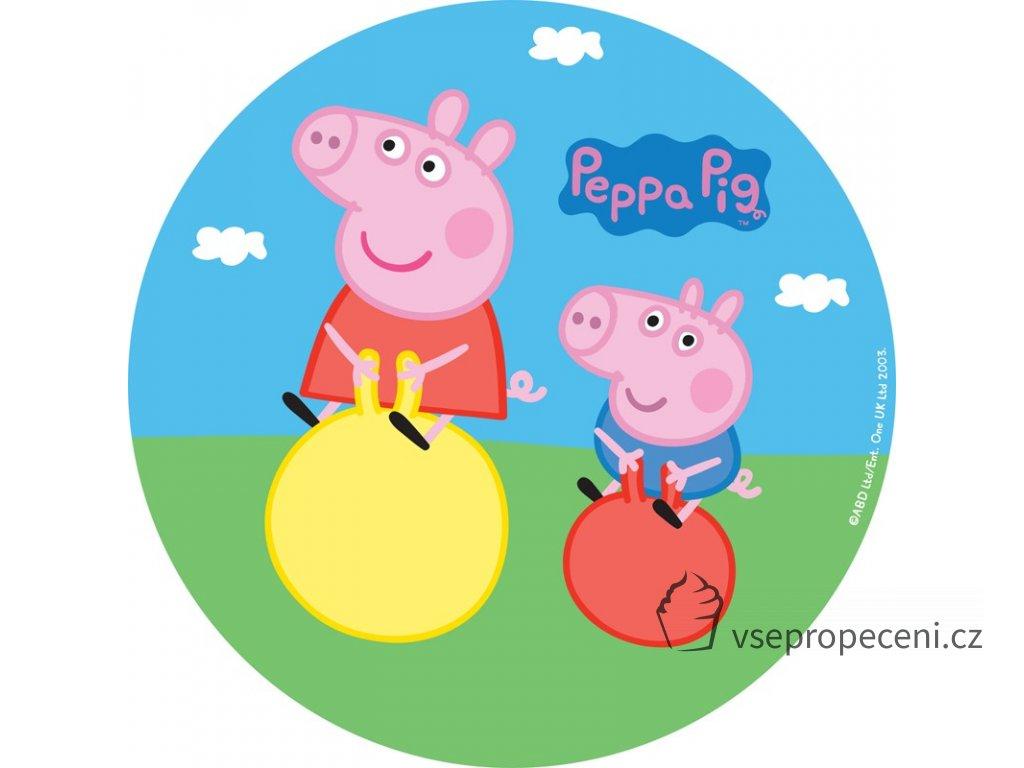 peppa round 2