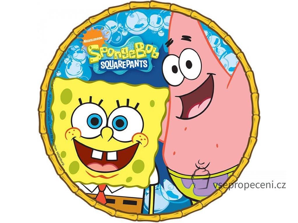 spongebob round ei