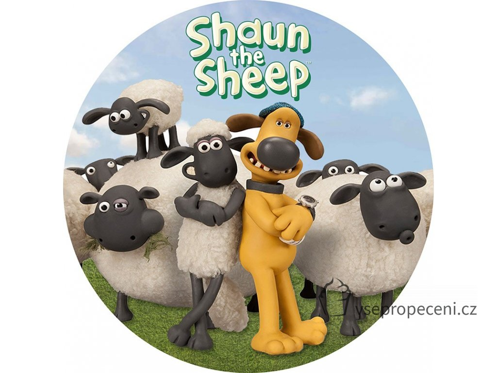 shaun the sheep round ei
