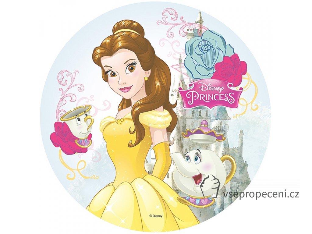 oblea princesa bella 2 modecor (kopie)
