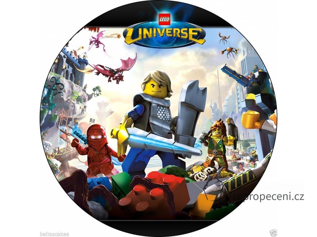 JEDLÝ PAPÍR LEGO 2