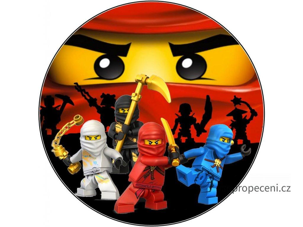 JEDLÝ PAPÍR LEGO 3
